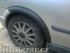 Plastové lemy blatníku na většinu vozidel