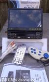 Autorádio s DVD 7,5 LCD+mp3+2x usb+karta+hry - 1