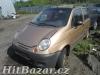 Náhradní díly Daewoo Matiz 0.8 37,5kW ( F8CV ) r.v.2001 zlatý