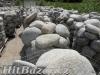 Okrasné kameny valouny