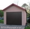 Montované garáže s omítkou - 2
