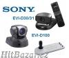 Robotické kamery Sony evi pro livechat.