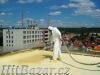 PUR izolace - opravy a zateplení střech