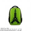 Pixel studentský batoh + 2 sady pixelů zdarma