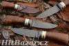 Umělecké kovářství, nožířství a damascenské práce