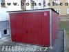 Plechové garáže v AKCI - v ceně doprava a montáž - 2