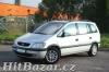 Opel Zafira 1.6 sport,118t.km,nebouraná,bez koroze