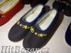 Valašské papuče – lodičky (dámské)
