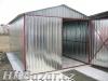 Plechové garáže - AKCE - doprava a montáž zdarma - 1
