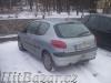 Peugeot 206 - 1,4 HDI