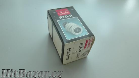 Prodám ventil radiátoru ovládání teploty-nový