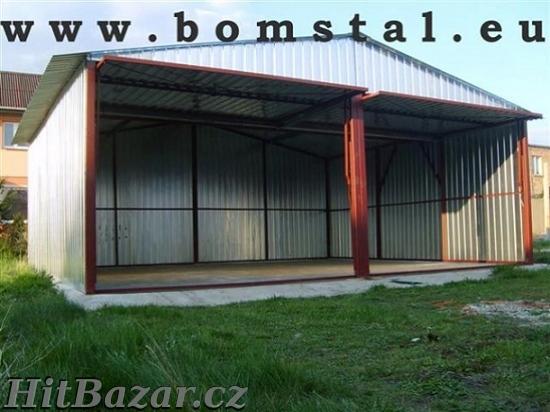 Montované plechové garáže - Celá ČR - 6