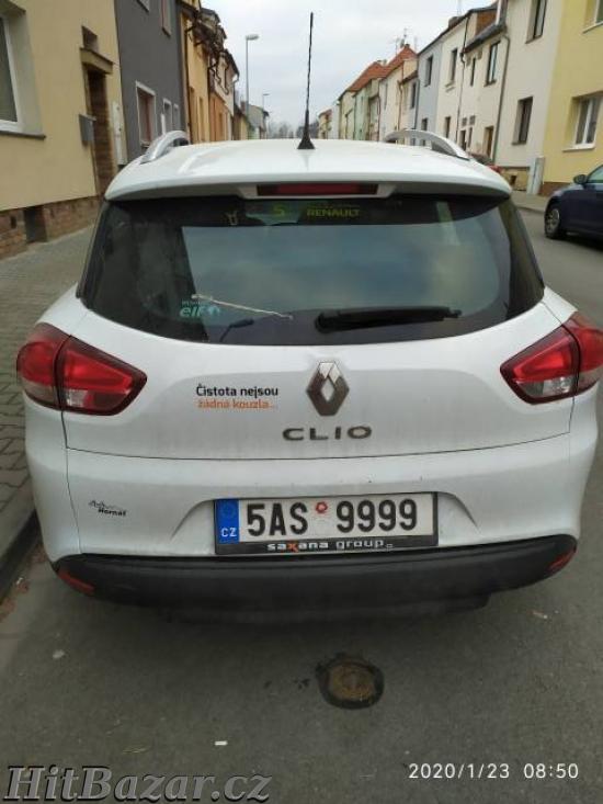 Prodám osobní automobil Renault Clio LPG/benzin - 3