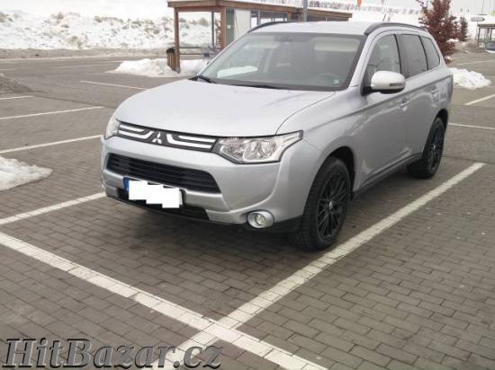 Mitsubishi Outlander 2.2 DI-D SERVISKA,NAVI,KAMERA