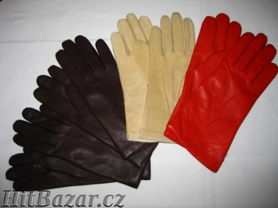 Dámské rukavice kožené 1c06cc132f