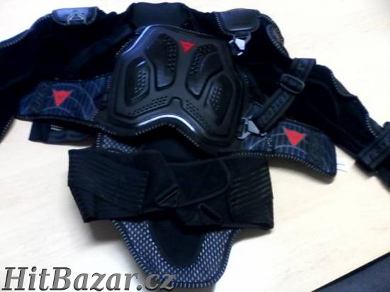 Moto oblek Dainese s chráníči Jacket wawe pro 2
