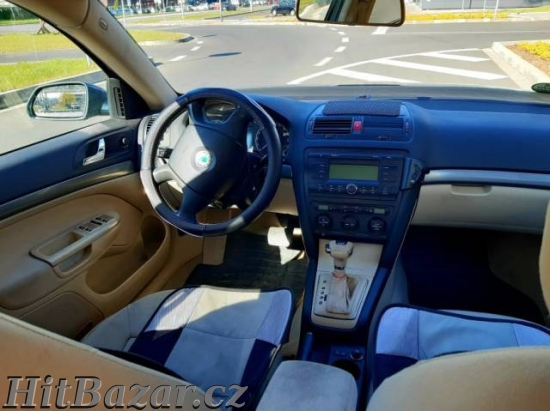 Škoda Octavia 1.9 TDi,77kw,DSG,r.v. 2006,230 tkm - 4