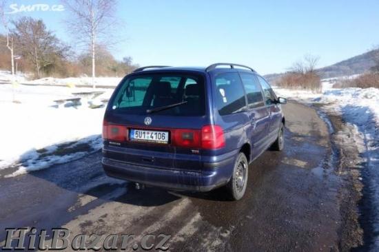 Volkswagen Sharan 1,9 TDI - 3
