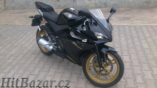 Yamaha YZF-R125 - 3