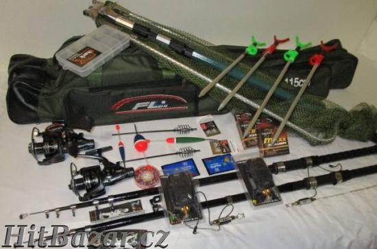 Rybářské pruty, rybářské vybavení