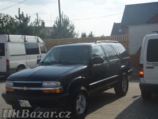 Chevrolet Blazer 43 Lpg Rv 2000 Hitbazar