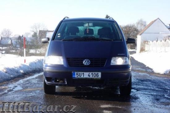 Volkswagen Sharan 1,9 TDI - 4