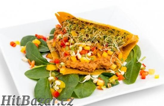 RAW stravování - veganské restaurace - 4