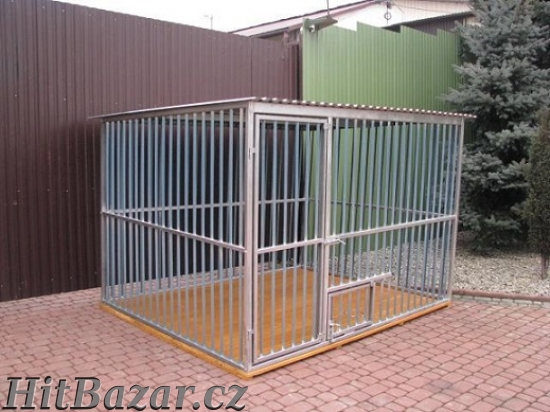 Kotce pro psy - včetně montáže a dopravy - 4