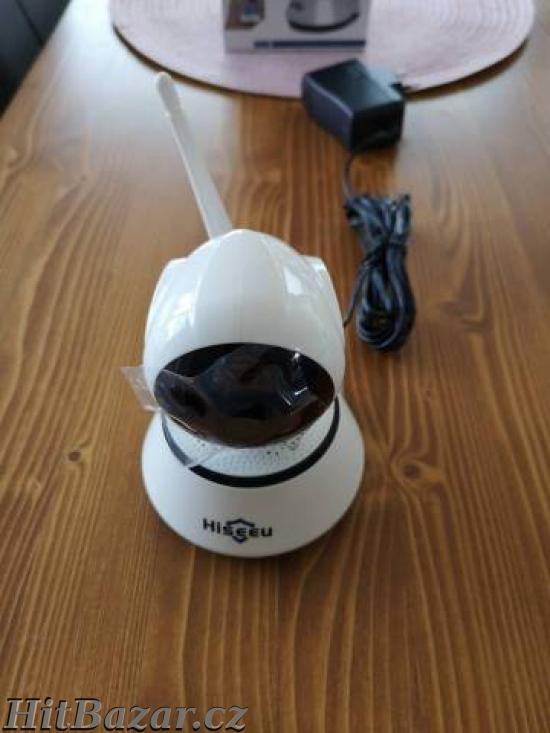 Video chůvička s wifi