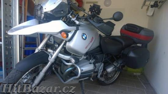 Prodám BMW adventure 1150 GS