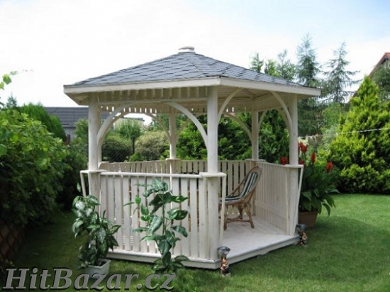 Oživte svou zahradu našimi altány - 6