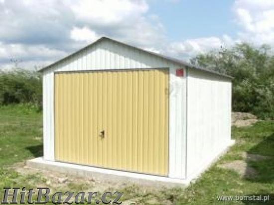 Montované plechové garáže - Celá ČR - 5