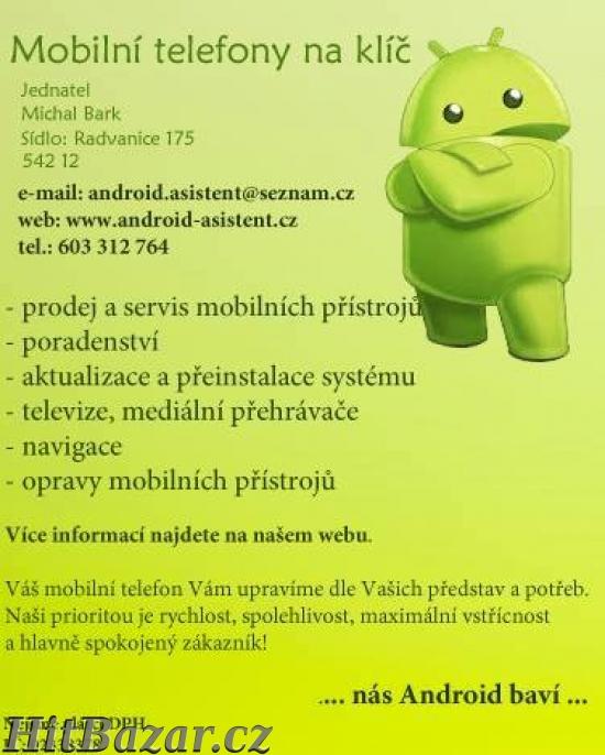 Používáte mobilní telefon?