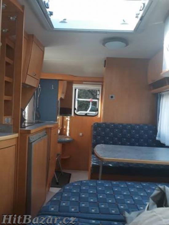 Obytný přívěs-karavan Knaus Eifelland 395 mover - 3