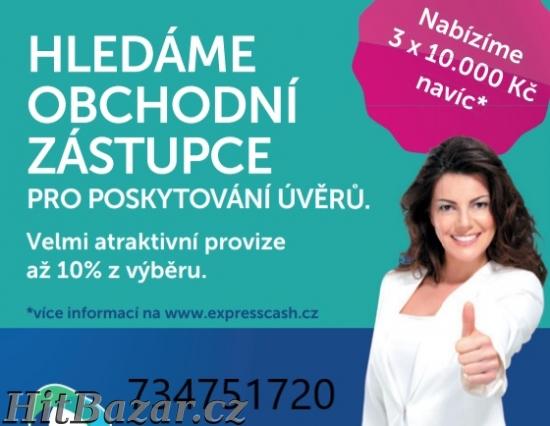 Obchodní zástupce Vyškov, Bučovice Slavkov u Brna