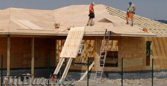 Stavebnice, dřevostavby z Kanady - 4