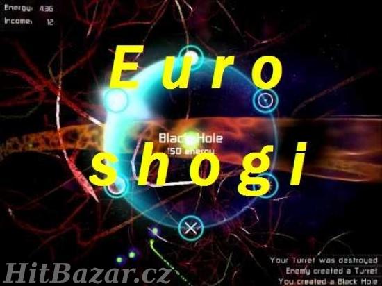 Euroshogi - western chess