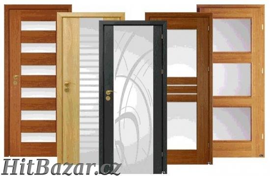 Interiérové dveře akce