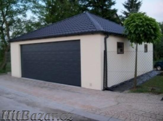 Montovaná garáž + omítka - celá ČR - 5